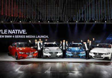 [신차] BMW, 다이내믹에 세련미 더한 '신형 4시리즈' 출시… 5종 11개 라인업 선보여