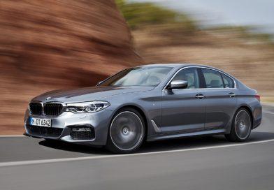 [신차] BMW, 상품성 강화한 '5시리즈 2018년형' 국내 출시